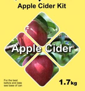 Magnum Cider Kit - Apple