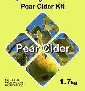 Magnum Cider Kit - Pear