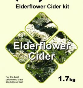 Magnum Cider Kit - Elderflower