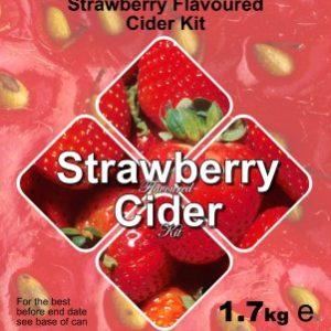 Magnum Cider Kit - Strawberry