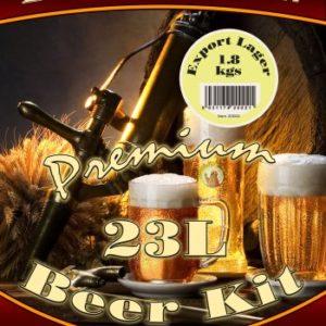 Better Brew Kit (23 litres) - Export Lager