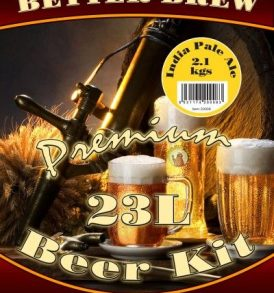 Better Brew Beer Kit (23 litres) - India Pale Ale