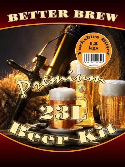 Better Brew Beer Kit (23 litres) - Yorkshire Bitter