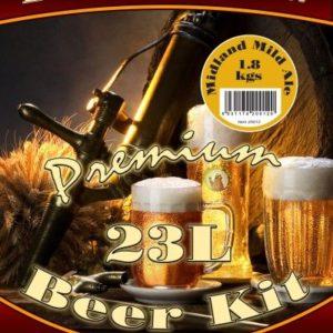 Better Brew Beer Kit (23 litres) - Midland Mild Ale