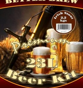 Better Brew Beer Kit (23 litres) - Irish Stout