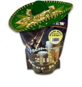 Better Brew Beer Kit (23 litres) - Bandit Brew Tequila and Lime