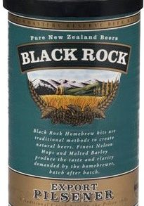 Black Rock (NZ) - Export Pilsner