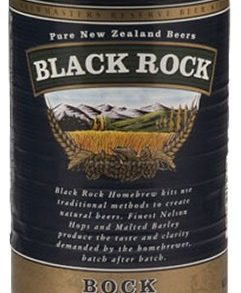 Black Rock (NZ) - Bock