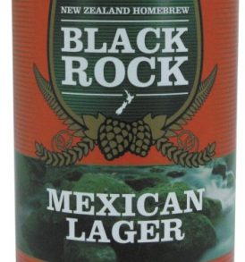 Black Rock (NZ) - Mexican Lager