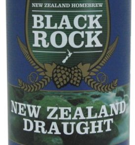 Black Rock (NZ) - New Zealand Draught