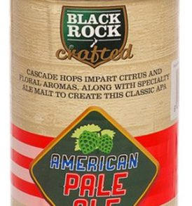Black Rock (NZ) - Crafted American Pale Ale