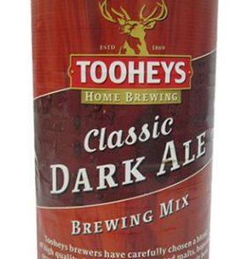 Tooheys 23L Kit - Classic Dark Ale