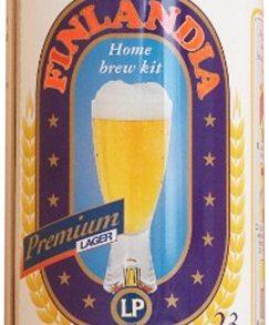 Finlanda Beer Kit - Premium Lager