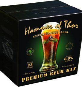 Bulldog Hammer of Thor Premium Lager