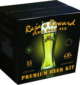 Bulldog Rajas Reward India Pale Ale