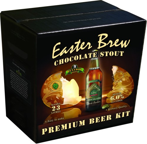 Bulldog Easter Brew Chocolate Stout