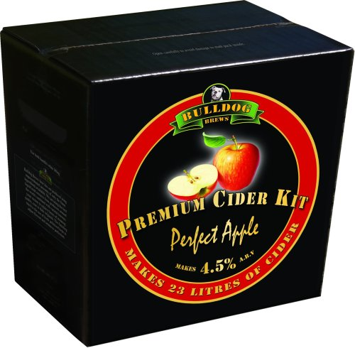 Bulldog Cider Kit - Perfect Apple
