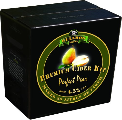 Bulldog Cider Kit - Perfect Pear