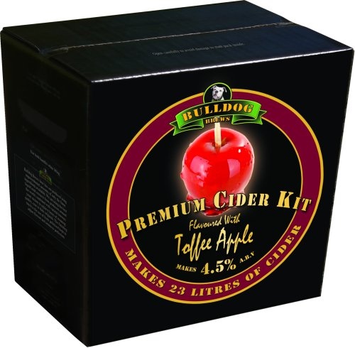 Bulldog Cider Kit - Toffee Apple