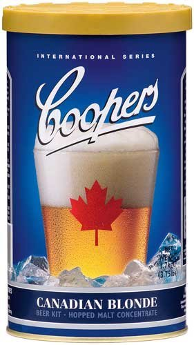 Coopers - Canadian Blonde
