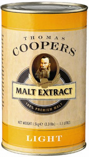 Coopers - Malt Extract (Light)