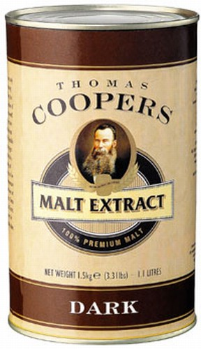 Copers - Malt Extract (Dark)