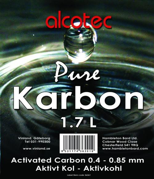 Alcotec Pure Karbon 1.7L