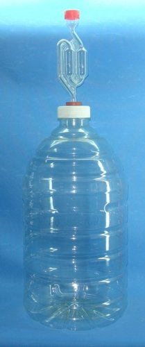 Fermenter - 5L with cap/bung