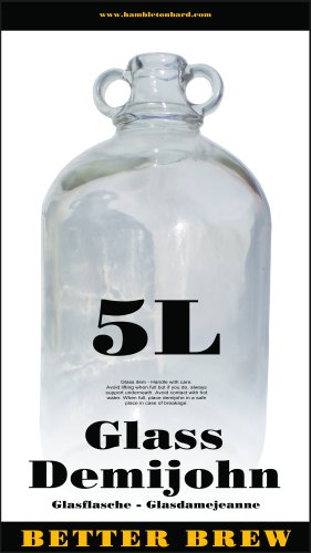 Demijohn - glass