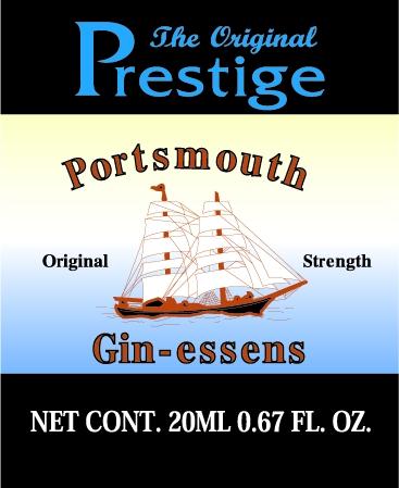 Prestige Essence - Portsmouth Gin