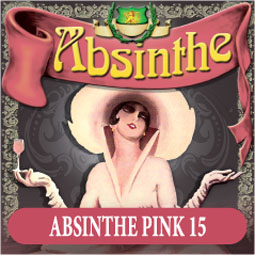 Prestige Essence - Absinthe Ladies Pink 15