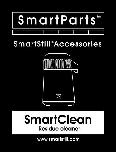 Smartstill Spares - SmartClean