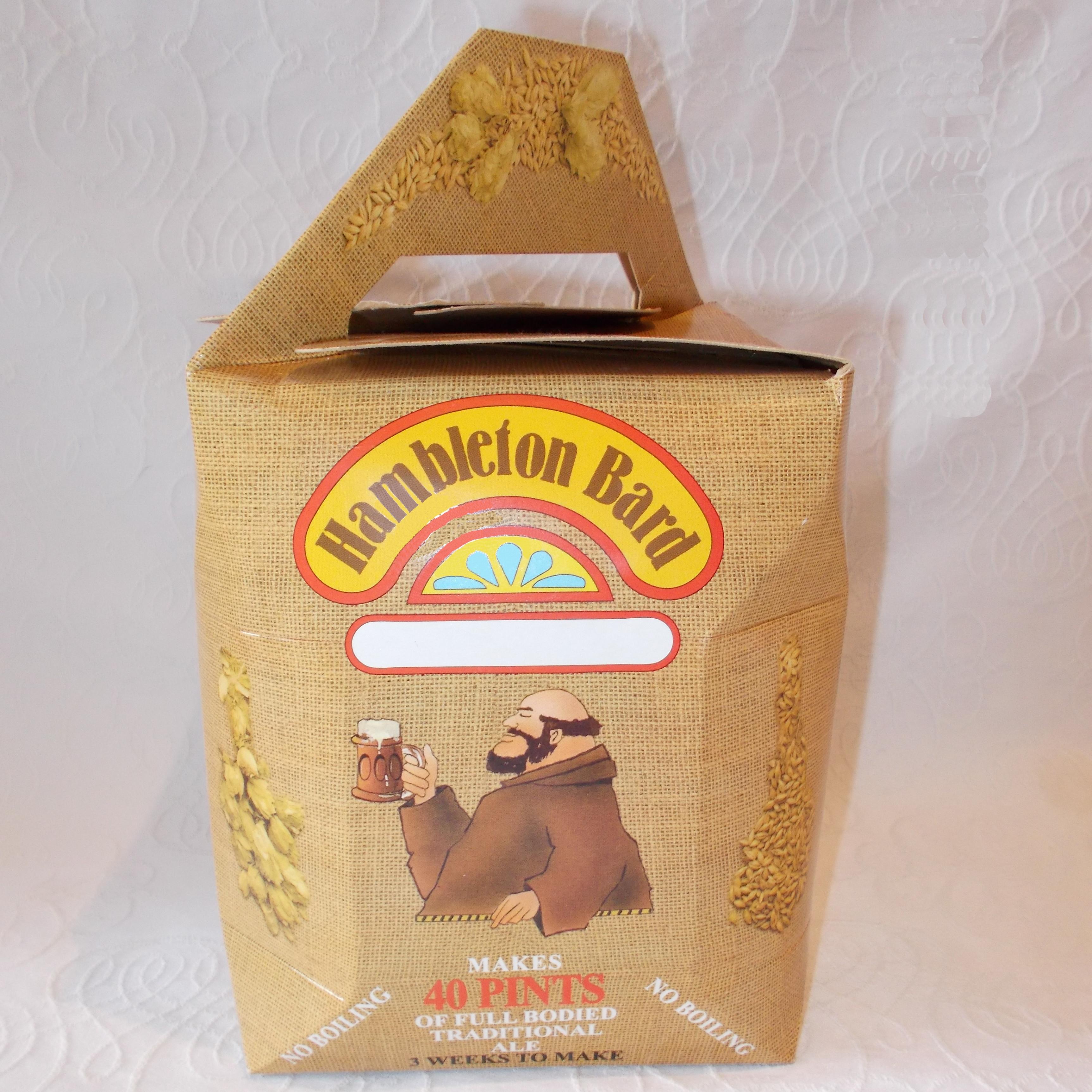Hambleton Bard Dry Beer Kits - Strong Bitter