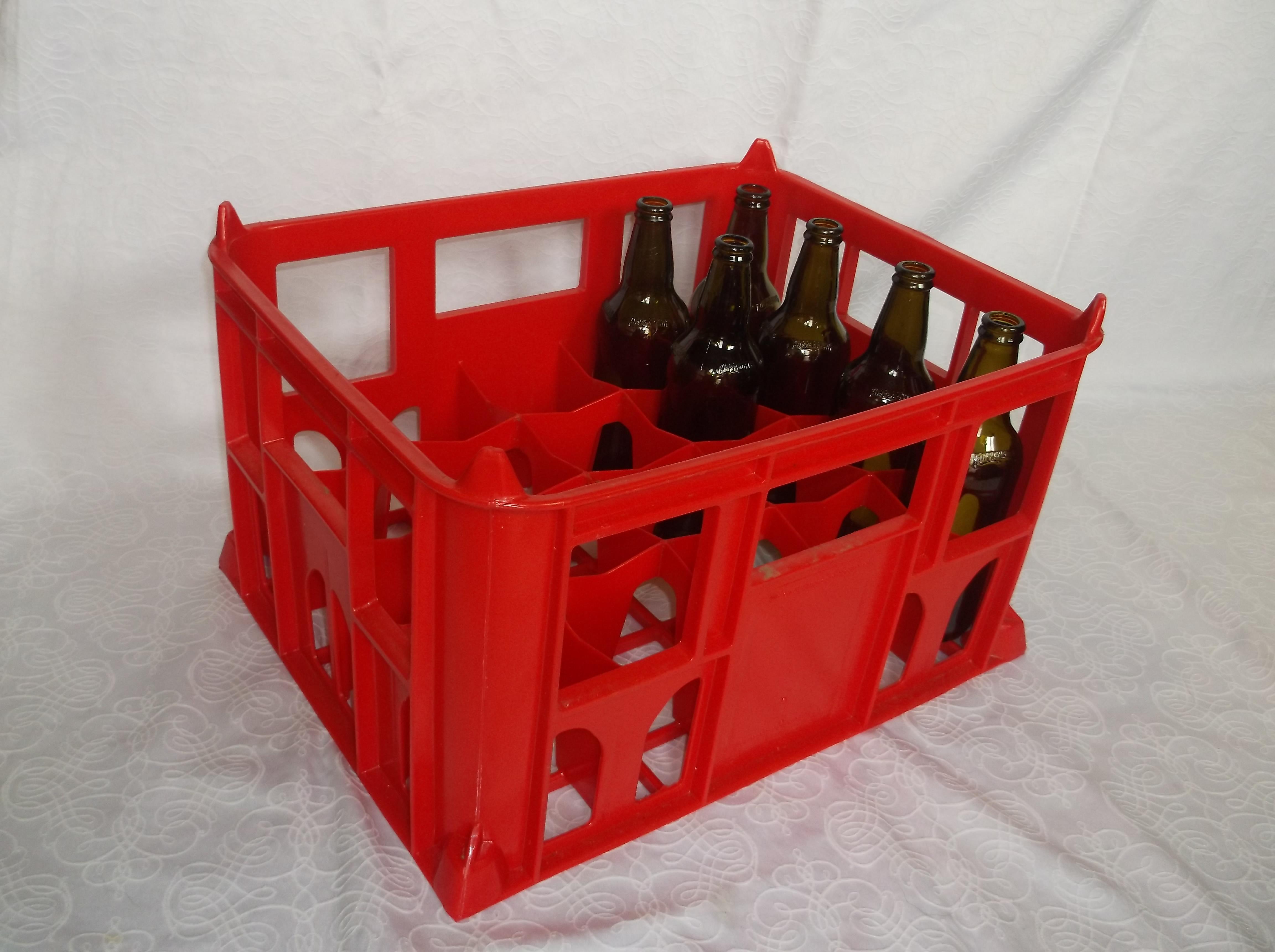 Crates - MT Beer Crate (empty)