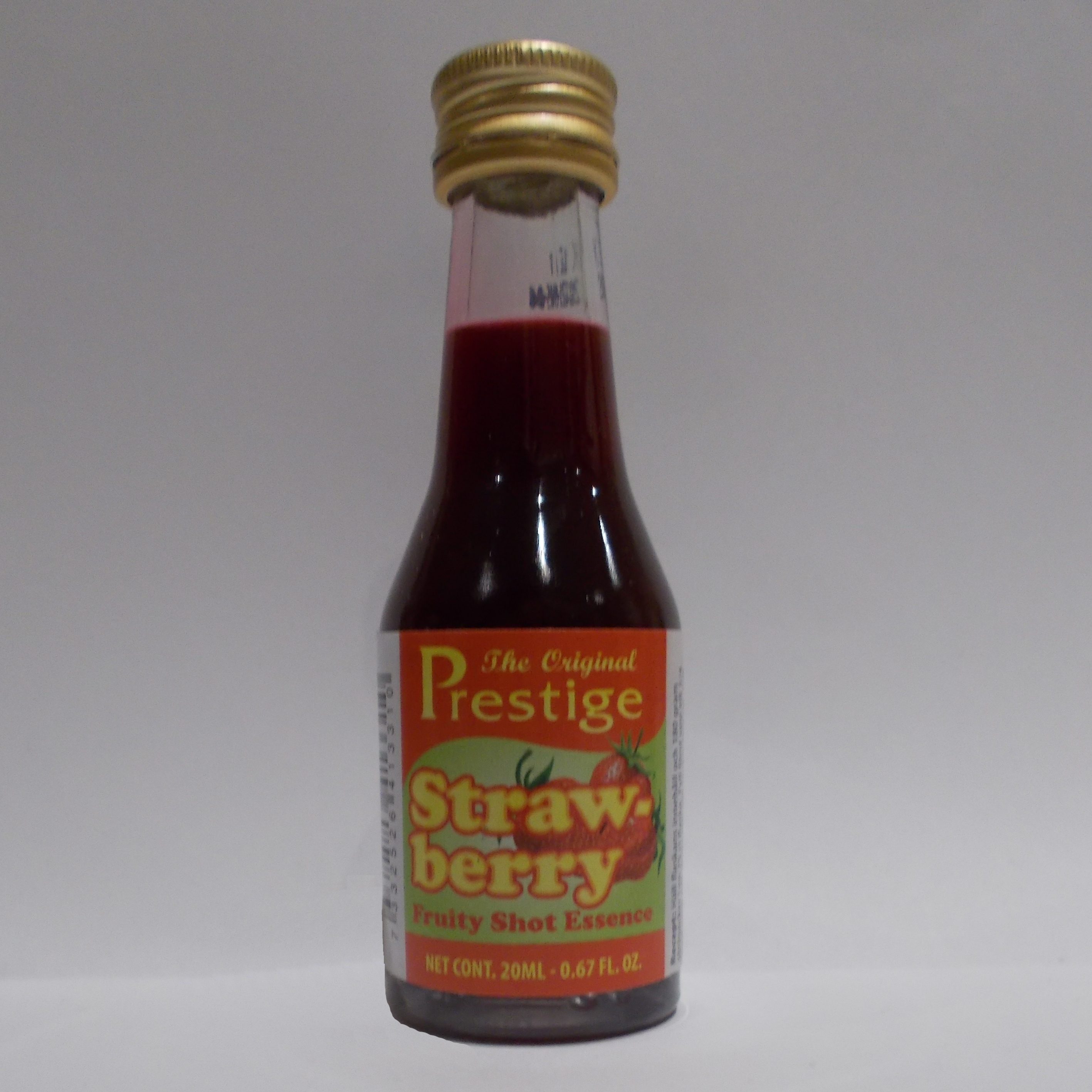 Prestige Essence - Strawberry Shot