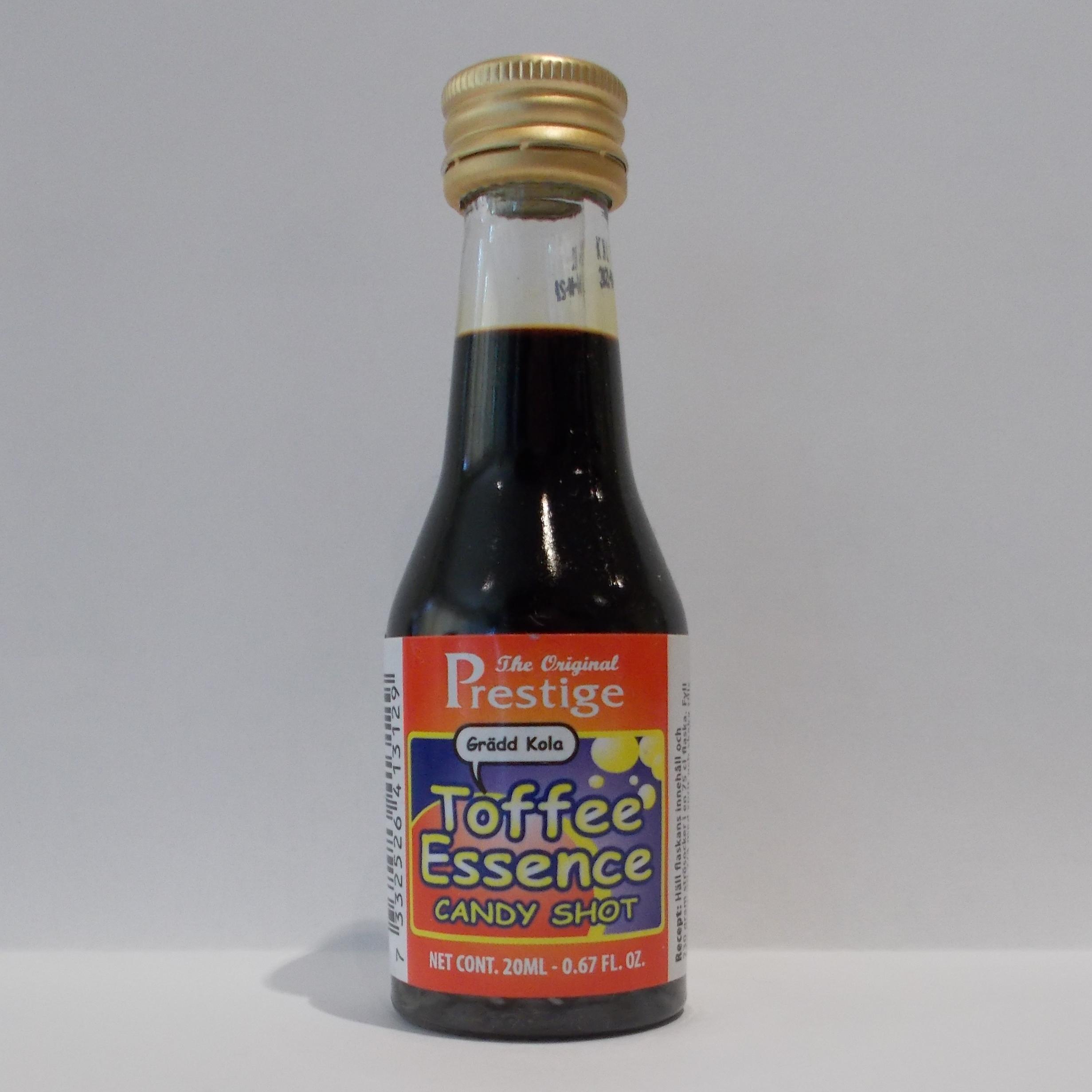 Prestige Essence - Toffee Shot
