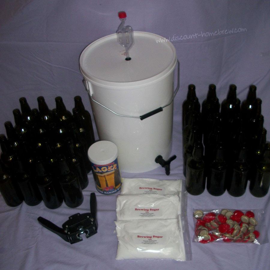 Starter Pack for Beer & Lager - Basic Version